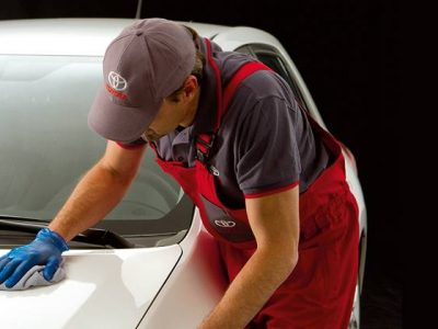 Fahrzeugpflege & Konservierung