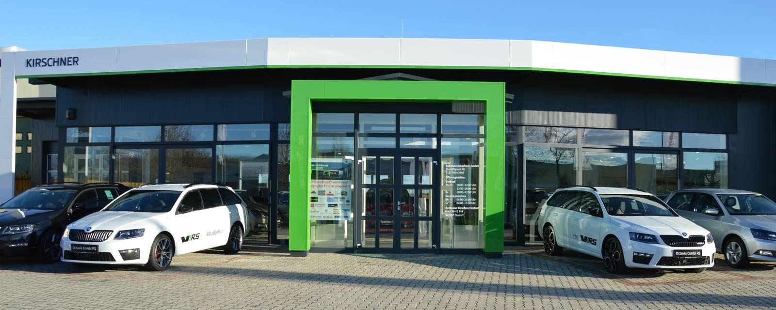 Bild 1 bei Autohaus Kirschner GmbH in 7123 Mönchhof