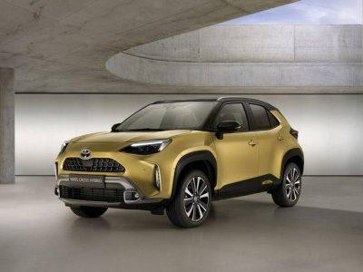 Der neue Toyota Yaris Cross